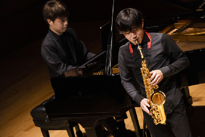 『上野耕平のサックス道!』がSeasonⅡに突入! 第1回コンサートレポート