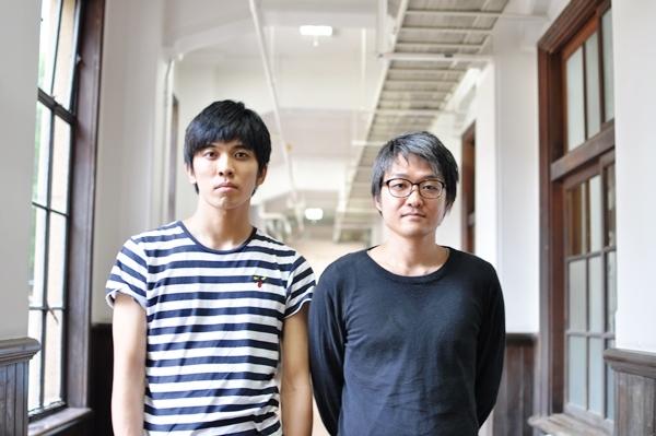 (左)山崎彬/(右)柳沼昭徳
