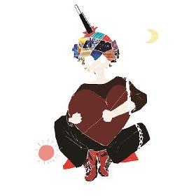 秋山黄色 新曲配信リリース&3夜連続youtubeプレミア企画決定 『バジーノイズ』作者むつき潤によるアートワークも公開