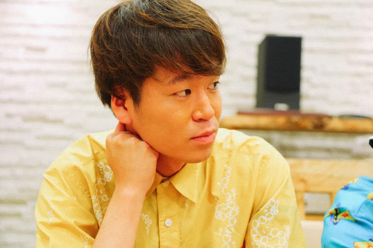 Shiggy Jr. 撮影=風間大洋