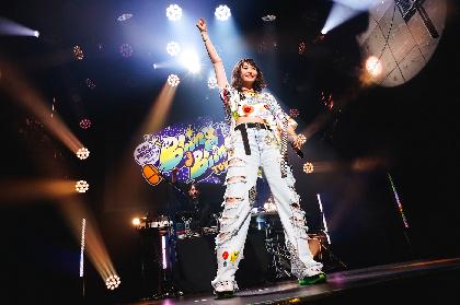 三阪咲 初音源化曲も収録するフルアルバムを10月にデジタルリリース決定 地元大阪で有観客ライブも