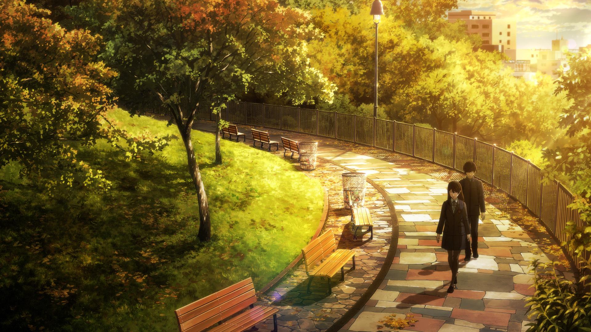 劇場アニメ『あした世界が終わるとしても』場面カット⑤