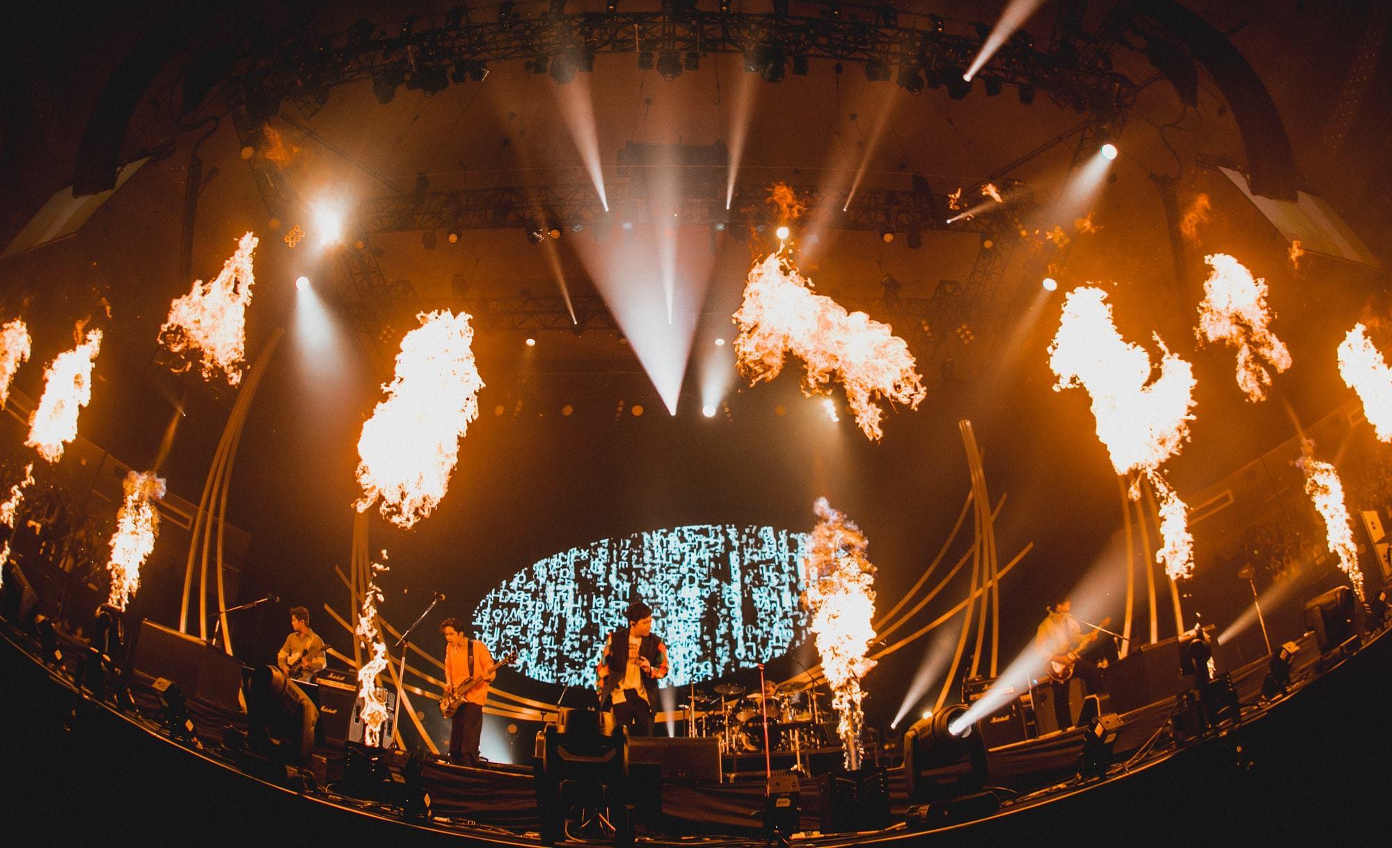 『FTISLAND AUTUMN TOUR 2017 -Here is Paradise-』ファイナル公演