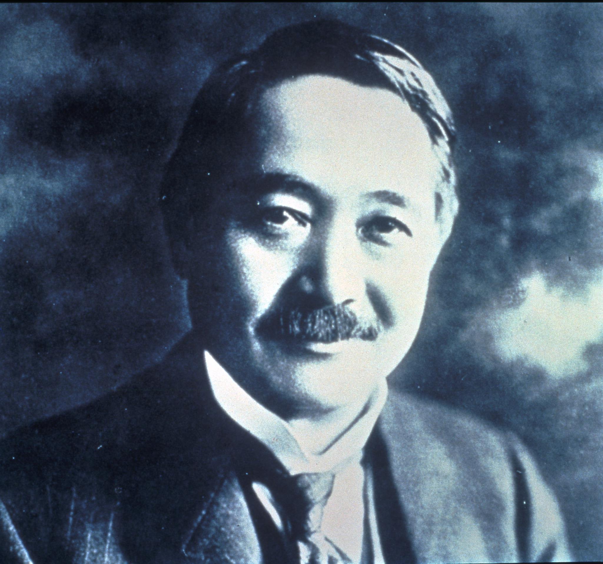松方幸次郎 写真提供:川崎重工業株式会社