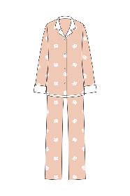 """『化物語』から""""羽川翼のパジャマ""""が発売決定 「つばさキャット」で羽川が着ていたパジャマがそのままに"""