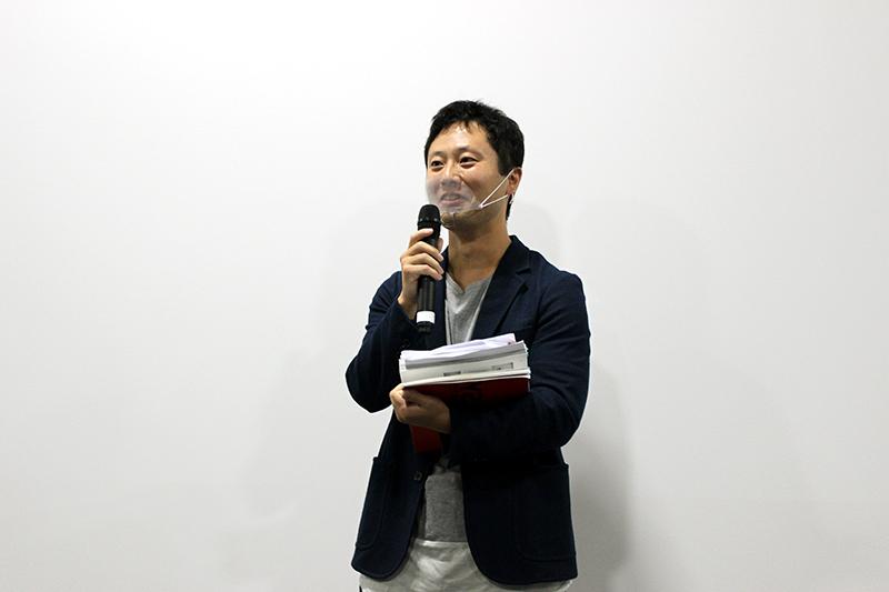『美術手帖』ユニット ビジネス・ソリューション プロデューサー 田尾圭一郎氏