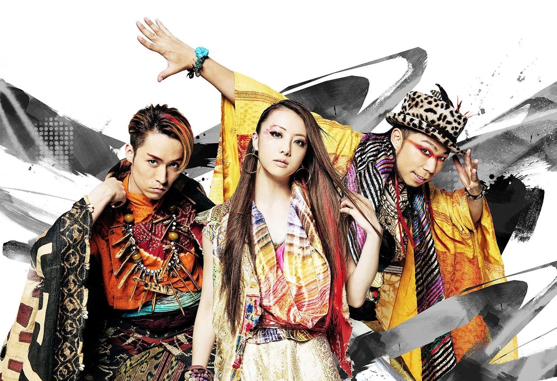 DANCE EARTH PARTY(EXILE TETSUYA、Dream Shizuka、EXILE USA)