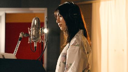 adieu(上白石萌歌)が新曲「ダリア」&「天使」を初披露 J-WAVE『GYAO! #LOVEFAV』スタジオライブで