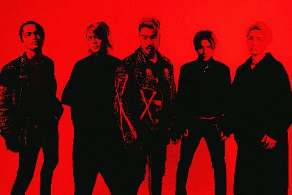 Crossfaith、新曲2曲を収録したダブルA面シングル「RedZone / Dead or Alive」を4月にリリース決定(コメントあり)