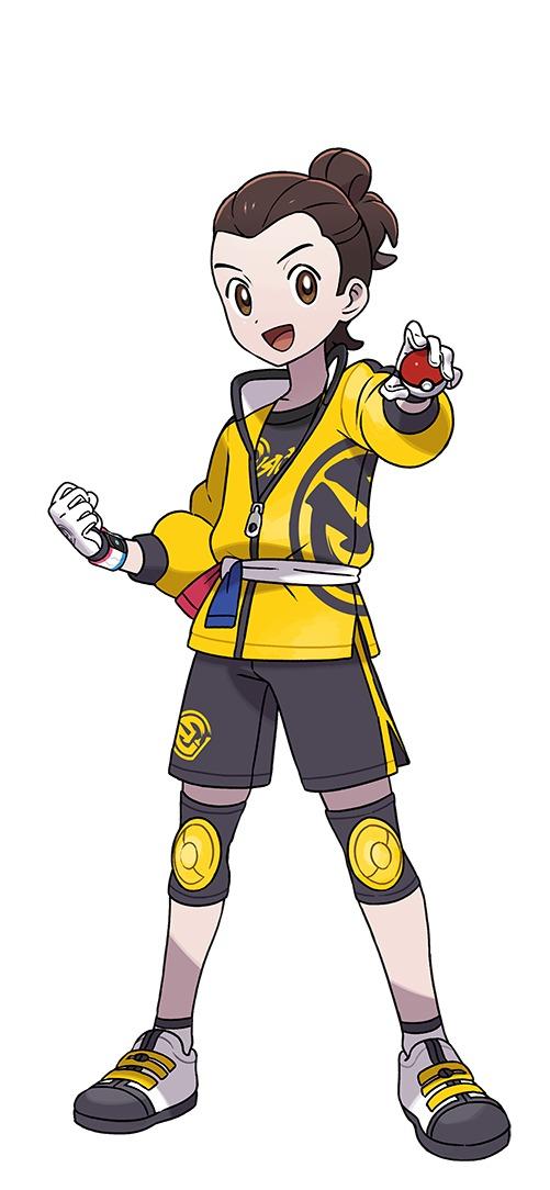 修行服 (c)2020 Pokémon. (c)1995-2020 Nintendo/Creatures Inc. /GAME FREAK inc.