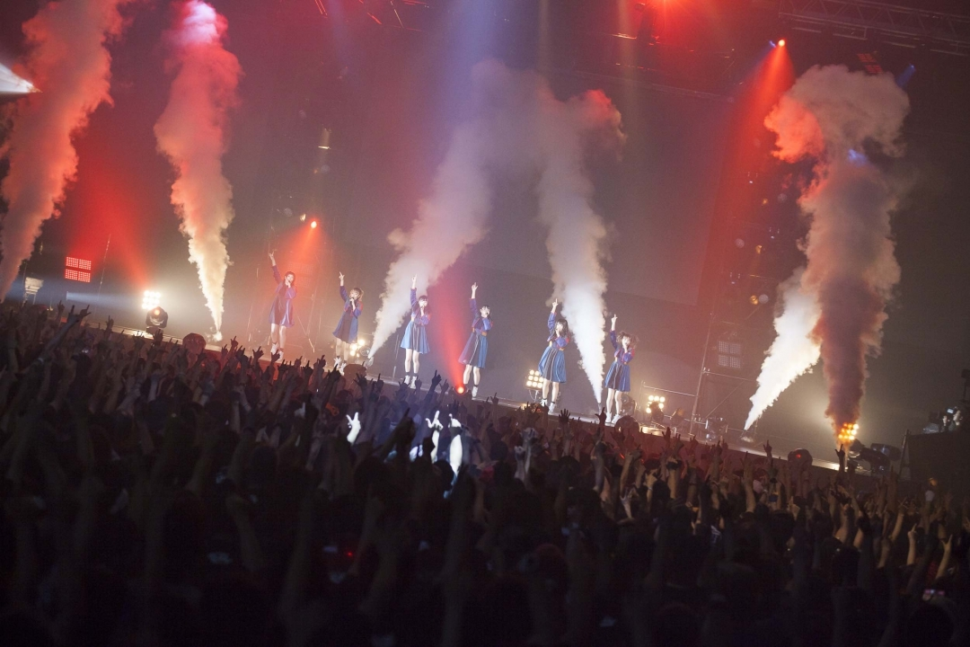 "BiSH『BiSH NEVERMiND TOUR RELOADED THE FiNAL ""REVOLUTiONS""』"
