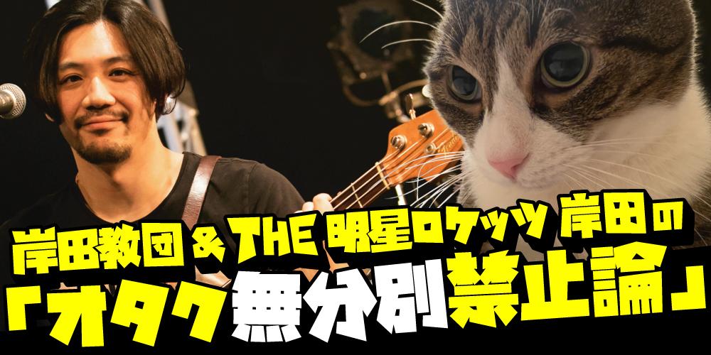 岸田とネコちゃん