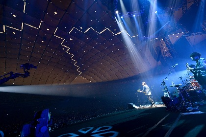 "back number、""一生で一回きり""な初のドームツアー・東京ドーム2DAYSを完遂"