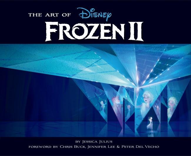 ※写真は原書(英語版)の表紙。発売される商品は日本語版で、表紙や本文もすべて日本語に翻訳される。 (C)Disney