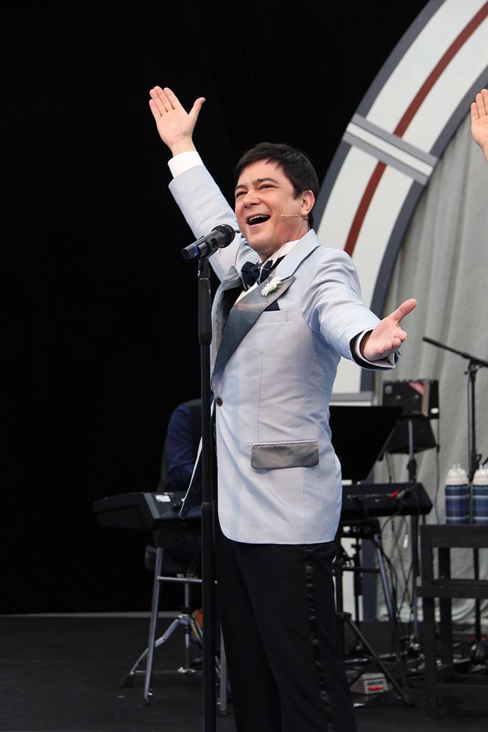 川平慈英「Forever Plaid 2016」