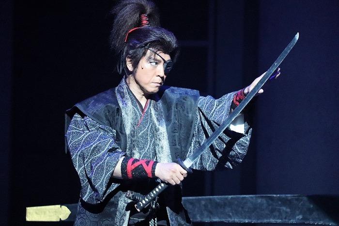 舞台『魔界転生』公開舞台稽古より 撮影=こむらさき