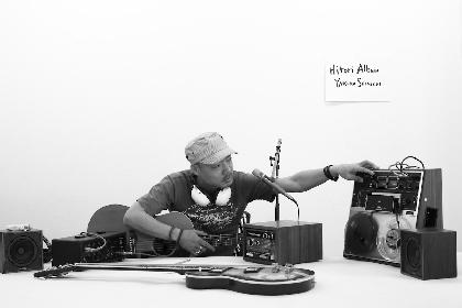 やくましんいち(SPARKS GO GO)、8月より弾き語りツアーを開催 ソロ2ndアルバムも制作中