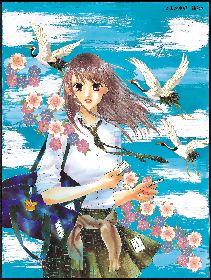 『ちはやふるの世界~末次由紀 初原画展~』東名阪で開催 初公開の原画約130点や、貴重なアイデアノートも展示