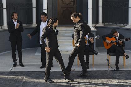 『舞台フラメンコ~私の地 アンダルシア』特別番組の放送が決定 ファン・デ・ファンとシロコ、二人の天才ダンサーの夢の饗宴までの軌跡を綴る