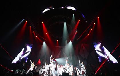 2PM、日本活動休止前のアリーナツアーを映像化