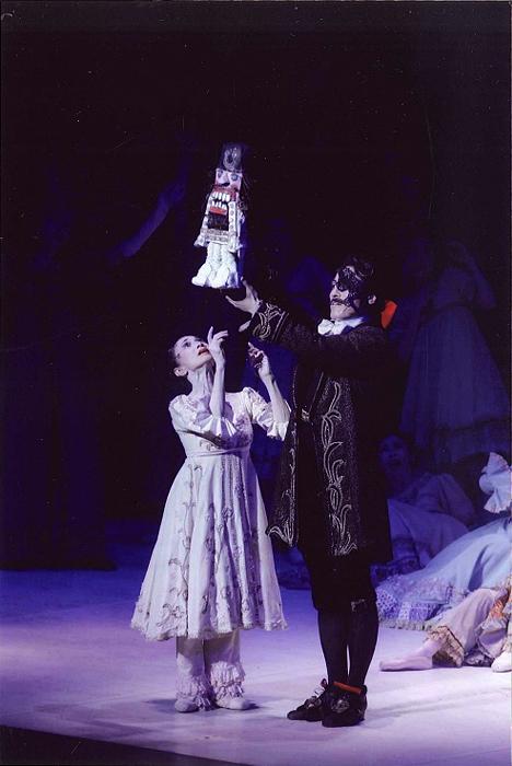 松山バレエ団「くるみ割り人形」