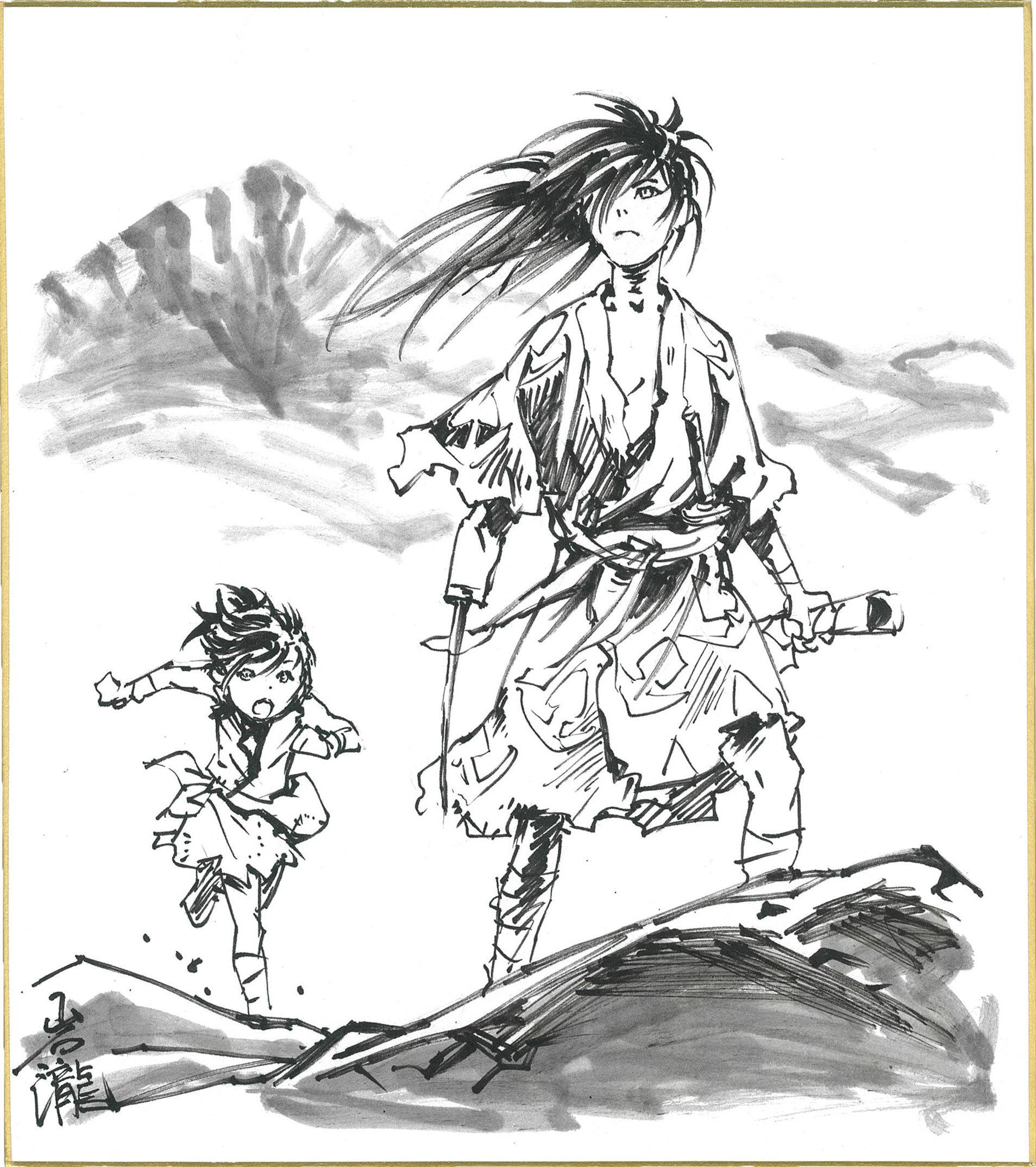 【キャラクターデザイン:岩瀧智】