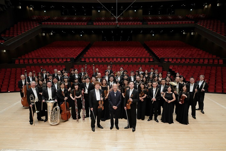 日本を代表するオーケストラ 大阪フィルハーモニー交響楽団 (C)飯島隆