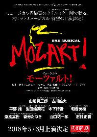 平野綾、生田絵梨花、木下晴香が帝劇ミュージカルでモーツァルトの妻に