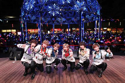 風男塾 最新シングル「証-soul mate-」が自己最高タイ記録、リリースイベントに約3,000人動員
