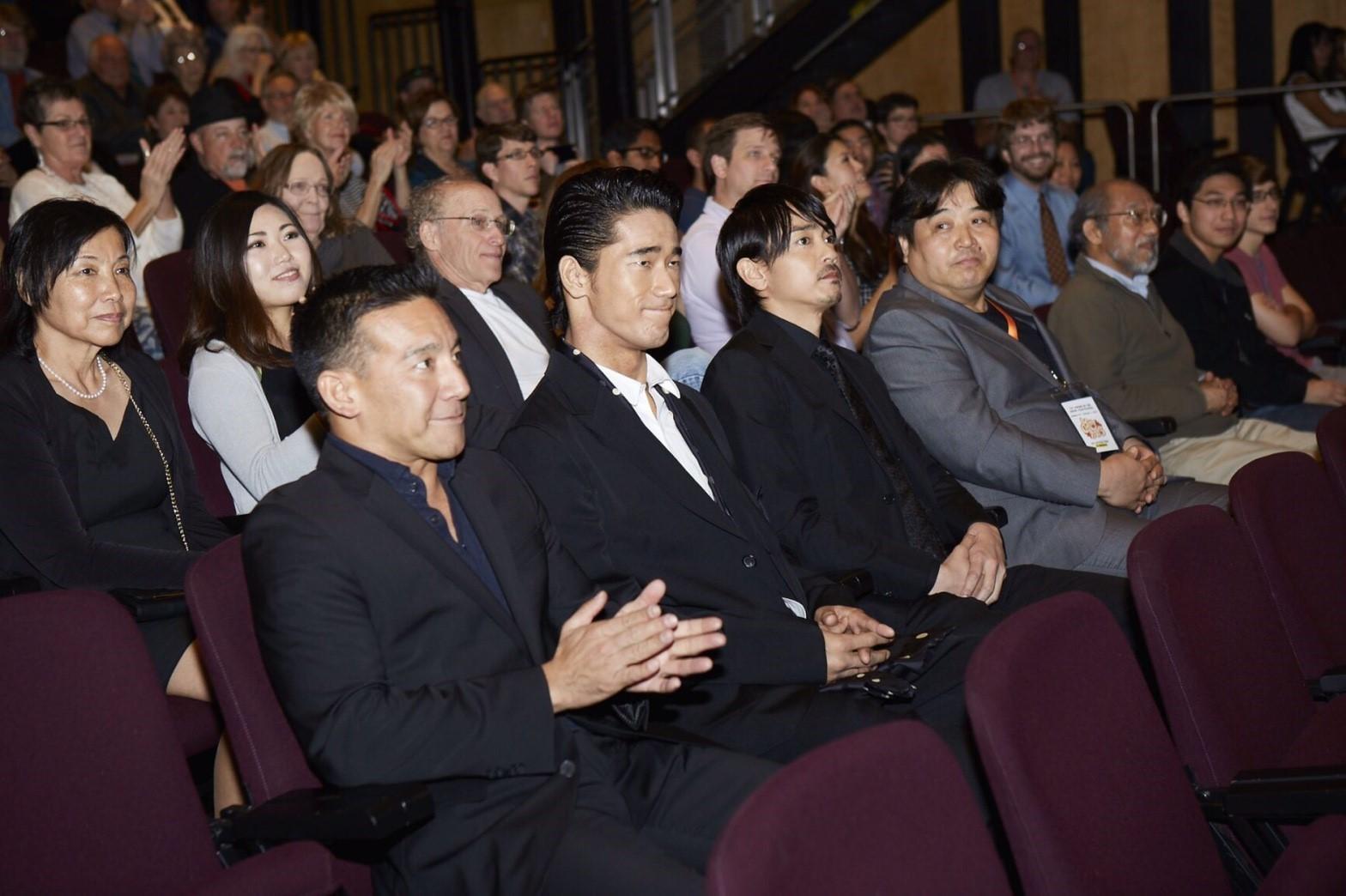 シネマ・オン・ザ・バイユー映画祭『たたら侍』上映