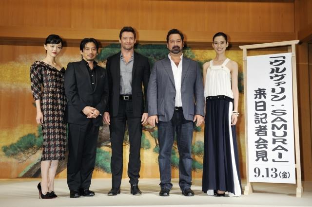 ウルヴァリン:SAMURAI (日本公開2013年9月13日)  『ウルヴァリン』シリーズ第2作。日本を舞台にウルヴァリンが活躍。日本各地で大々的にロケが行われ話題に