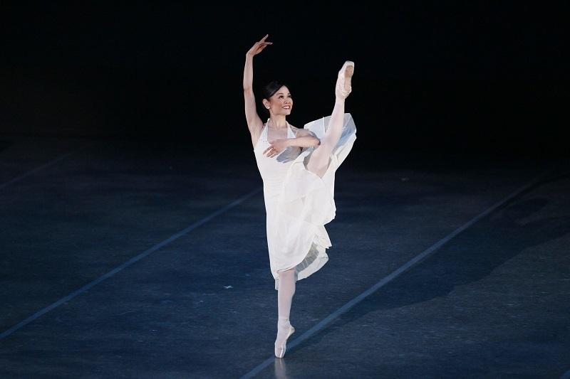 「吉田都×堀内元 Ballet for the Future」より ©Hidemi Seto