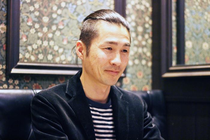 金井ケイスケ  (撮影:いまいこういち)