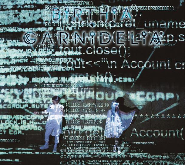 GARNiDELiA「BiRTHiA」初回限定盤ジャケット