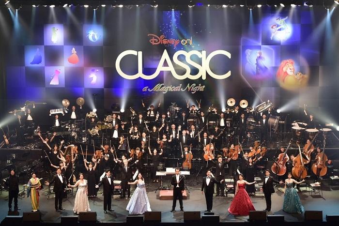 Presentation licensed by Disney Concerts. (C)︎Disney