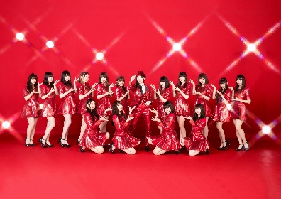 SKE48、シングル「いきなりパンチライン」の詳細&新ビジュアルを一挙公開