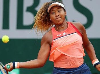 全米女王の称号を引っ提げて、『東レ パン パシフィック オープンテニストーナメント2018』に乗り込む大坂なおみ。