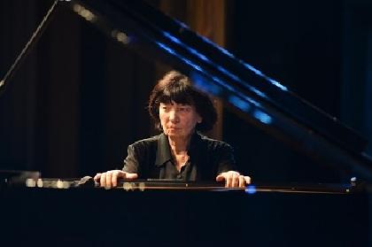 エリソ・ヴィルサラーゼ、インタビュー 「ピアノに無限の可能性」 『ピアノ・リサイタル』