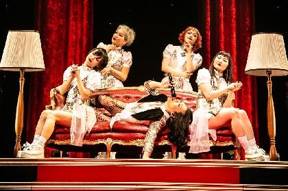 黒猫たちのキテレツなおもてなし?! 東京ゲゲゲイ歌劇団『黒猫ホテル』レポート