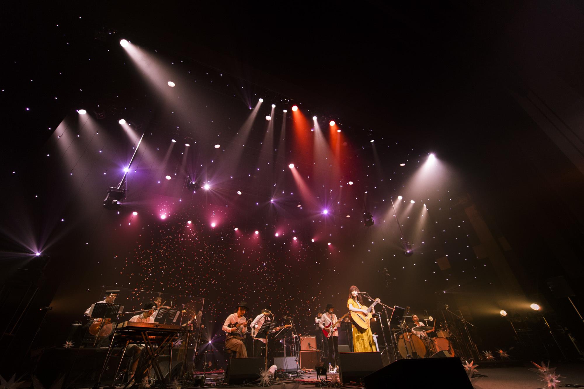 『藤原さくら Special Live2017』 Photo by 田中聖太郎