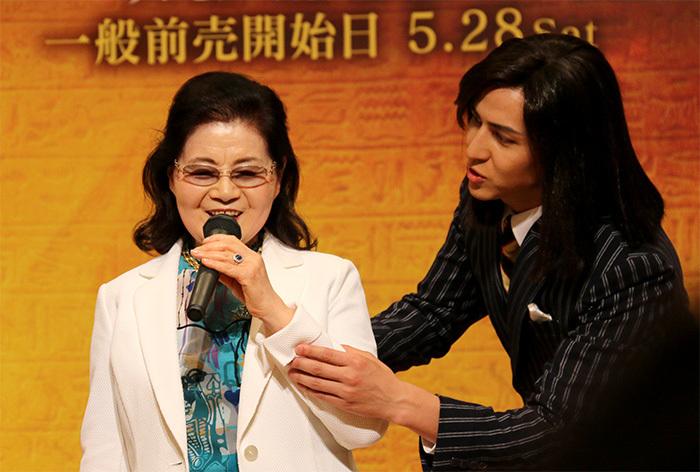 細川先生をサポートするライアン兄さん(伊礼彼方)にキュン! ミュージカル「王家の紋章」
