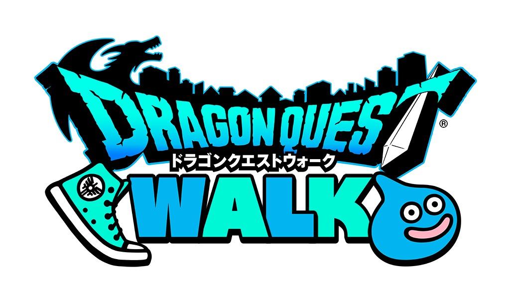 『ドラゴンクエストウォーク』ロゴ