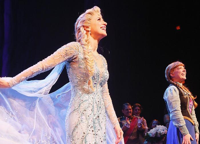 『アナと雪の女王』 Copyright Getty Images