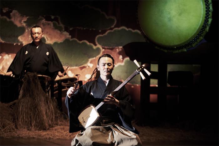 「中村壱太郎×尾上右近 ART歌舞伎」 ~ 二幕「五穀豊穣」