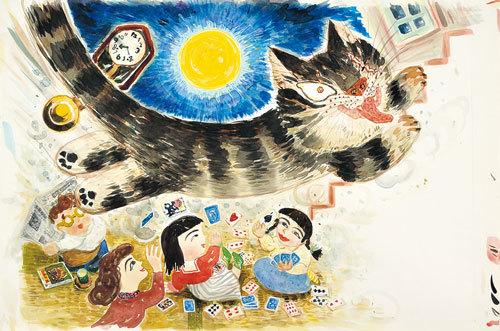 片山健《タンゲくん》1995年 ⓒKen KATAYAMA