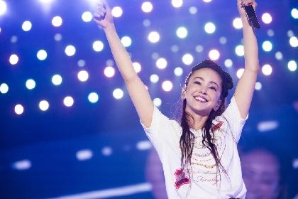 安室奈美恵のクリスマスソング「Christmas Wish」、3年連続3度目の有線放送リクエストランキング1位に