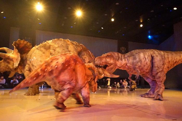 こどもトリケラトプスの鳴き声がとにかく可愛い