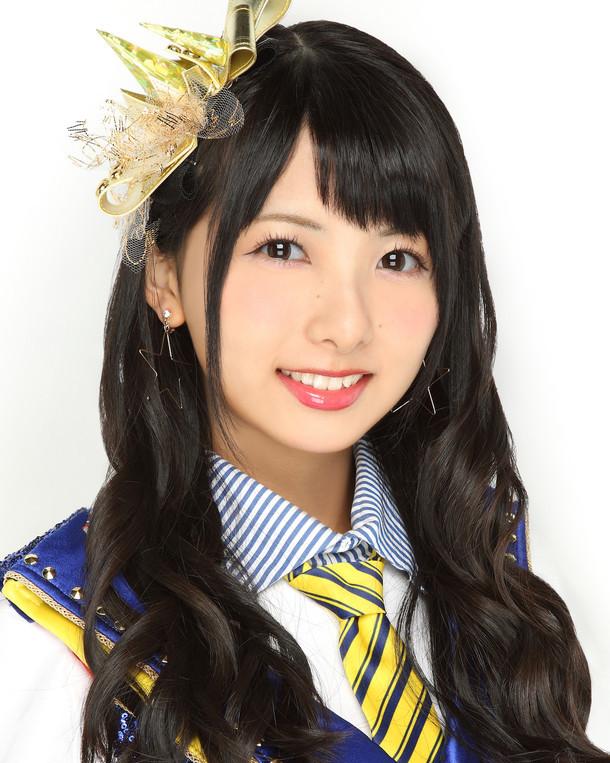 岡田栞奈(HKT48) (c)AKS