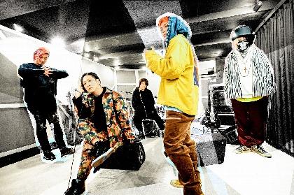 ROTTENGRAFFTY 中止となった東名阪ツアー開催日に異なるライブ映像作品をプレミア公開