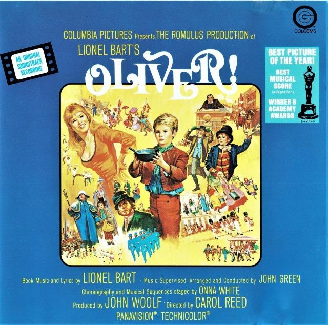 サントラCDは、荘厳なサウンドに魅せられる(輸入盤)。